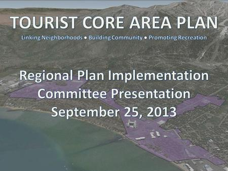 Area Plan Overview Public Comments and Area Plan Changes Environmental Analysis Schedule Presentation Overview.