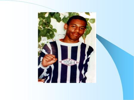 The Stephen Lawrence Story It all goes back to a spring evening in 1993. Late on 22 April an 18- year-old A-level student called Stephen Lawrence and.