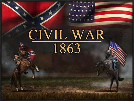 The Civil War Begins The fight for Fort Sumter is the official start to the Civil War. Lincoln orders supplies to be delivered to Fort Sumter in Charleston,