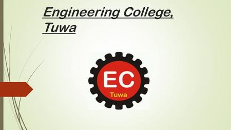 Engineering College, Tuwa. Design Engineering 1 - B  Guided by, SUBMITTED BY, PRAGNESH PATEL SHAH HETAXI (130550111018) RAJPUT VIVEK (130550111016) SOLANKI.