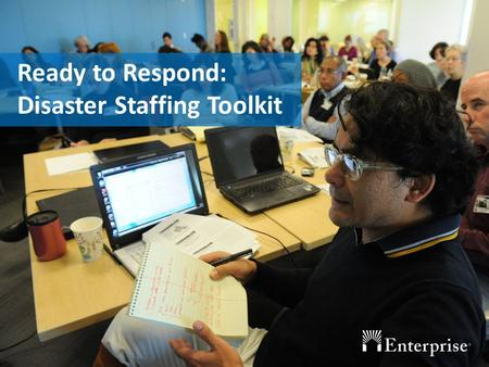 Ready to Respond: Disaster Staffing Toolkit. Image Source: