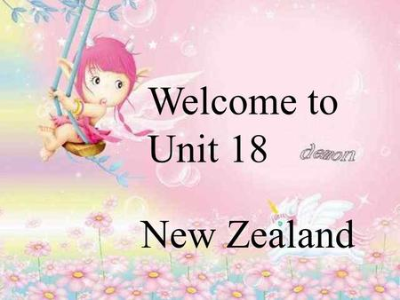 Welcome to Unit 18 New Zealand. north east south west northeast southeast northwest southwest center eastern northern southern western northeastern southeastern.