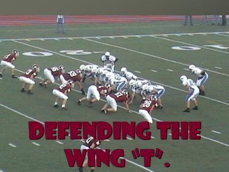 "Defending the Wing ""T"".. Starting Points on Defending the Wing ""T"" It's not mystical. It's an offense created by a man with a PE degree. Most People who."
