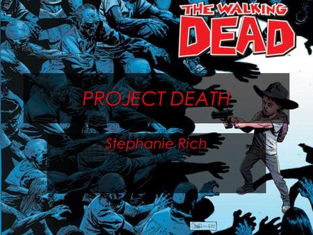 PROJECT DEATH Stephanie Rich. Corrective Work Punch List Punch List Work Complete Date Work Complete Date Request Final(s) Request Final(s) Comprehensive.