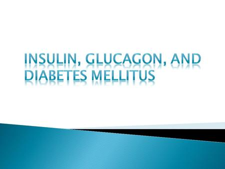  Insulin is a peptide hormone released by beta cells when glucose concentrations exceed normal levels (70–110 mg/dL).  The effects of insulin on its.