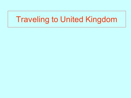 Traveling to United Kingdom. The map of Great Britain There are four countries in United Kingdom of Great Britain: England, Scotland, Wales and Northern.