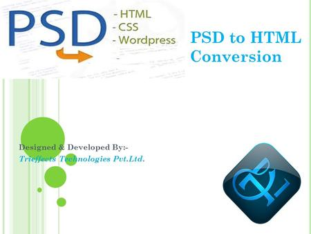 Designed & Developed By:- Trieffects Technologies Pvt.Ltd. PSD to HTML Conversion.