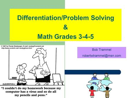 thesis on problem solving in mathematics