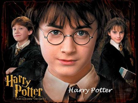 Harry Potter. BOOKS First book came out in 1997 and is also today Bestseller. The seventh book came out in 2007 and is sold 140 millions only in USA.
