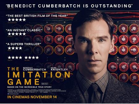 Four Films #1 The Imitation Game.