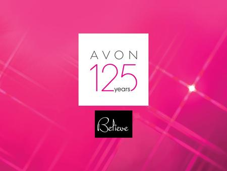 Let's Celebrate! Avon World Tour New Sales Leadership Earnings Opportunity Recognition.