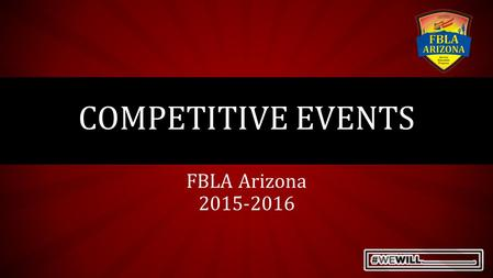 FBLA Competitive Event Winners