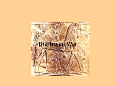 The Trojan War. Took place between 1260-1250 B.C. Archaeological evidence that there was a war, but true cause unknown Scholars believe the war began.