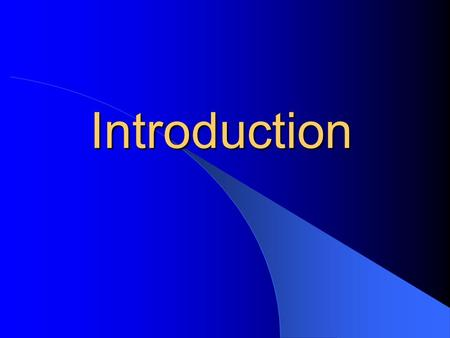 Introduction The Nature of Derivatives A derivative is an instrument whose value depends on the values of other more basic underlying variables. Or A.