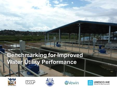 Benchmarking for Improved Water Utility Performance.