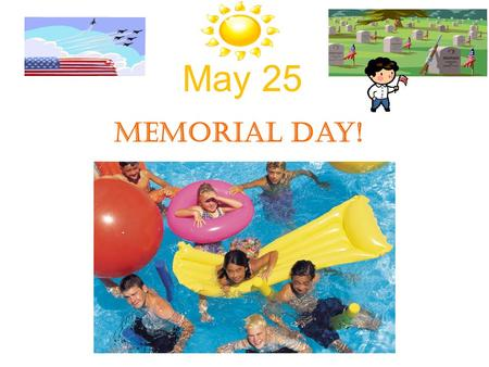 May 25 Memorial Day!. May 26 Warm-Up: Take AR tests Gifted Hands - Discuss chapters 17-18 in literature groups - Take Gifted Hands practice quiz - Read.