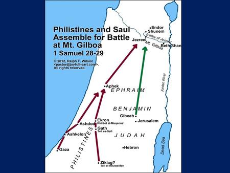 The Philistines assembled to fight Israel, with three thousand chariots, six thousand charioteers, and soldiers as numerous as the sand on the seashore.