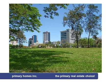 Primary homes inc.the primary real estate choice! IMAGINE…