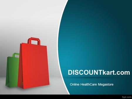 DISCOUNTkart.com Online HealthCare Megastore. About Us DiscountKart.com has been acquired by Mike Sierra HealthCare Pvt. Ltd to provide affordable HealthCare,