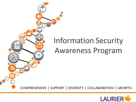 Information Security Awareness Program. Agenda  What is Information Security?  Why is Information Security important?  Education Data Breach  Appropriate.