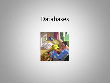 Databases. Databases – objective Define database Show differences between databases and search engine Show pathfinder Demonstrate databases Search databases.