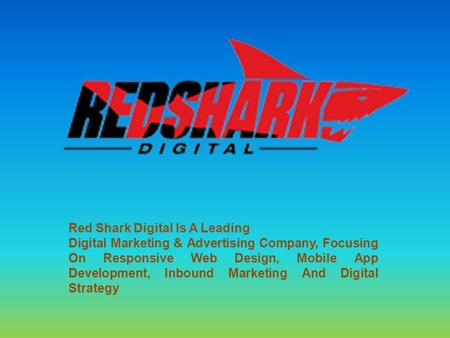 Graphic Design Greenville NC - Red Shark Digital