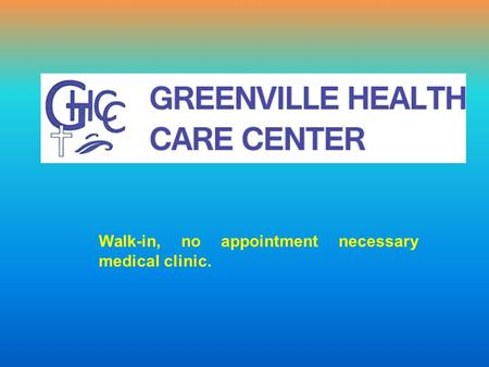 Family Practices – Greenville Health Care Center, NC