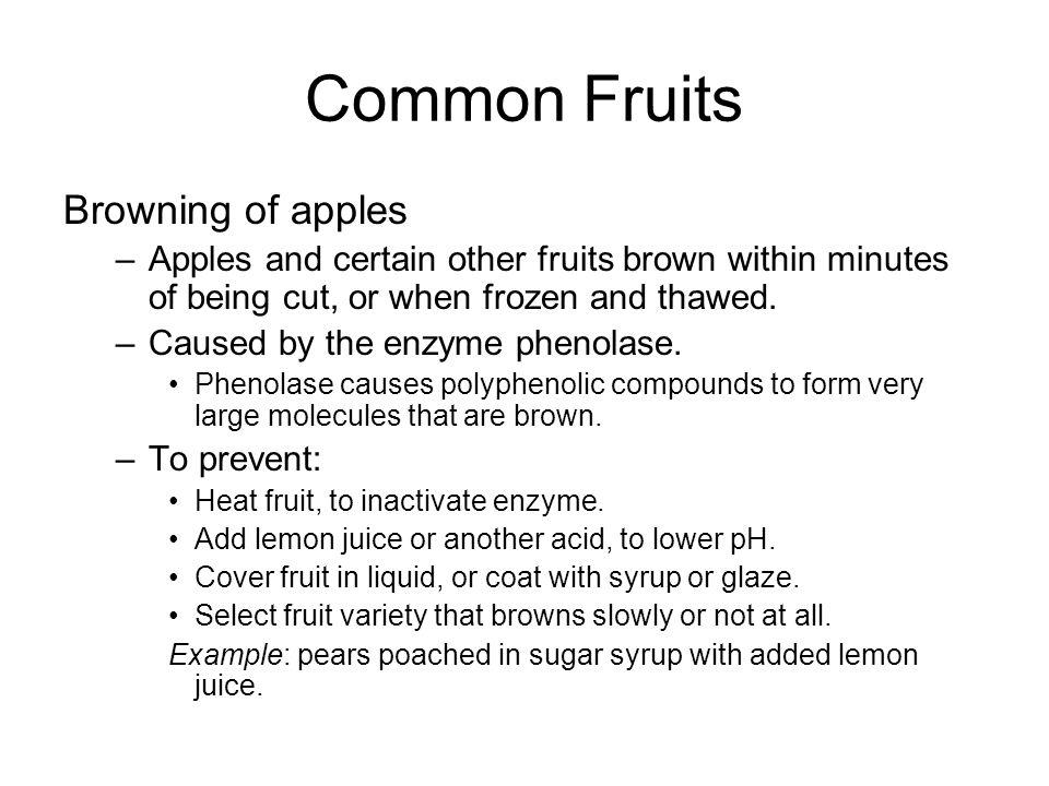 Common Fruits Blueberries –Sometimes called bilberries, rabbiteyes, huckleberries.