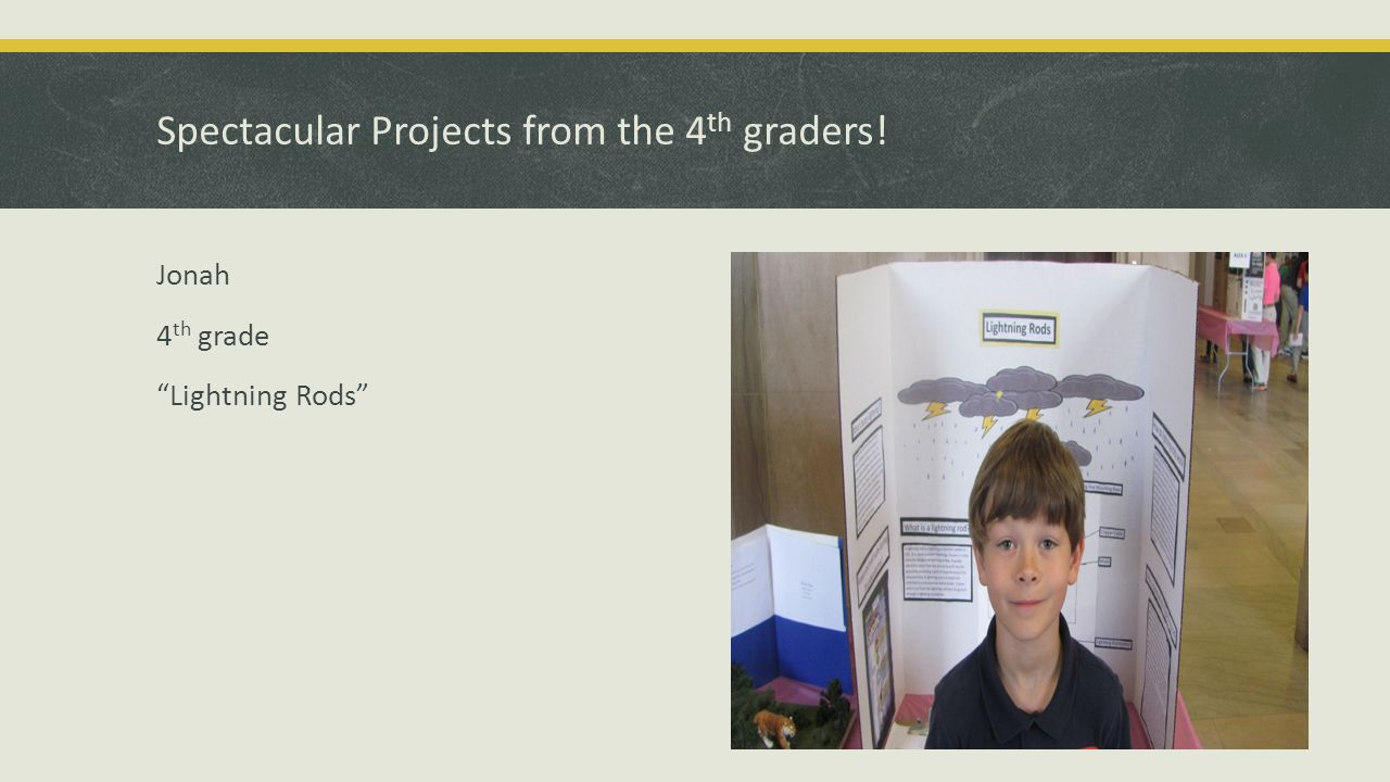 Spectacular Projects from the 4 th graders! Emma 4 th grade The Piano