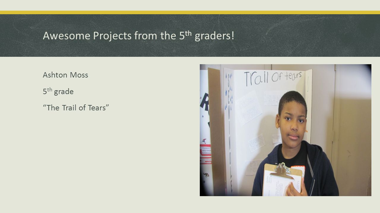 Awesome Projects from the 5 th graders! Kachi 5 th grade Scarcity in Nigeria