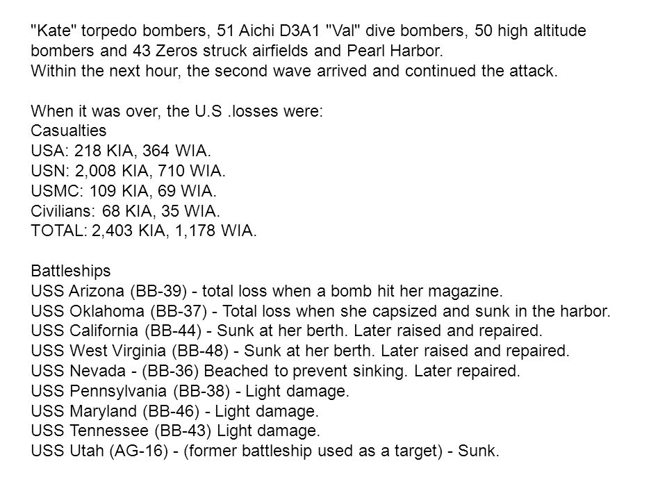 Cruisers USS New Orleans(CA-32) - Light Damage..USS San Francisco(CA38) - Light Damage.