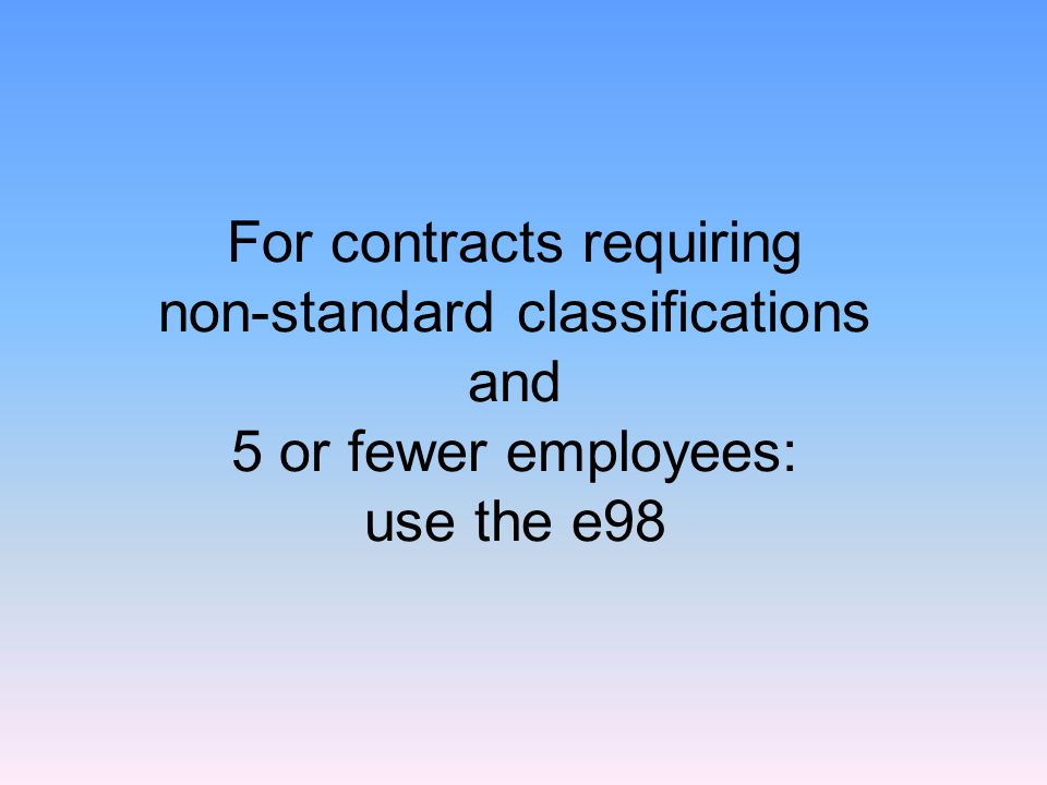 Obtaining Wage determinations based on the contractor's collective bargaining agreement