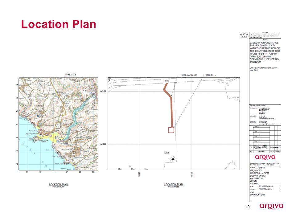 20 Elevation Plan