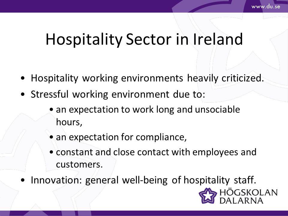 Fair Hotels Ireland Implementation of CSR through the Fair Hotels Ireland scheme.
