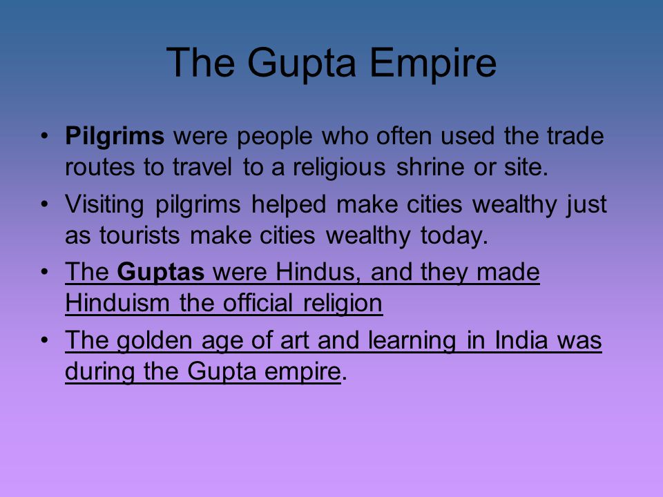 What advantage did the Gupta rulers have that the Mauryan rulers did not.