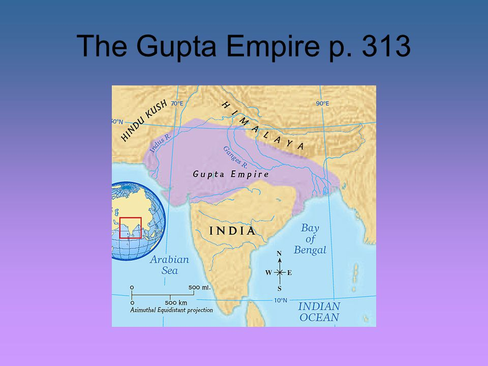 The Gupta Empire Pilgrims were people who often used the trade routes to travel to a religious shrine or site.