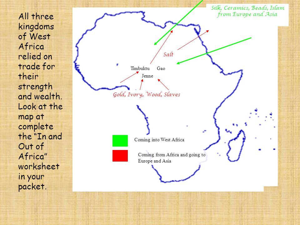 Click here to complete a scavenger hunt about western Africa.