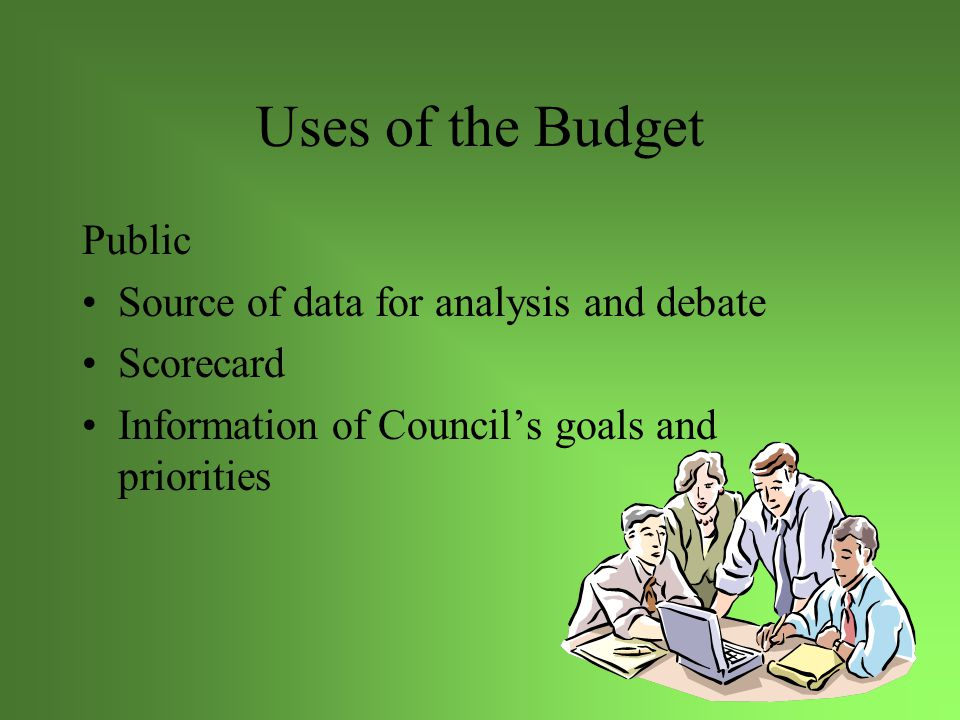 Other Financial Controls Purchasing-spending limits Trend analysis/history HR-Personnel limits and pay scale PSAB-Public Sector Accounting Board- rules of accounting