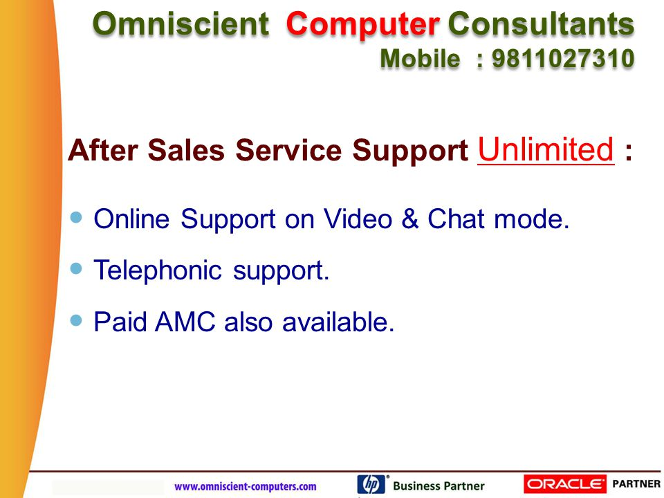 Omniscient Computer Consultants Mobile : 9811027310 Omniscient Computer Consultants Mobile : 9811027310 A Prestigious Testimonial : Dr.