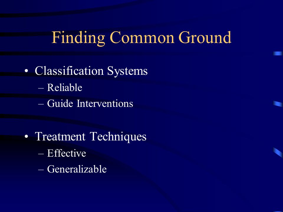 Delitto, Erhard, Bowling, Fritz Early Establishment of Classification Scheme for the Low Back Case Series Randomized controlled clinical trials Better Than Standard Treatment?