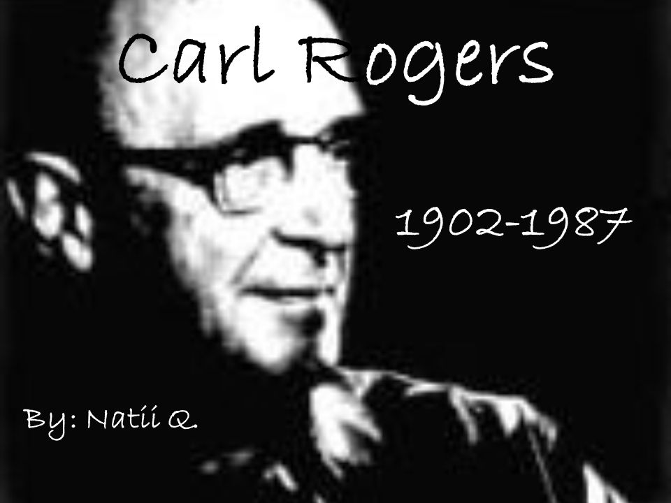 Biography Carl Rogers was born on January 8, 1902 in Oak Park, Illinois and was the fourth of six children.