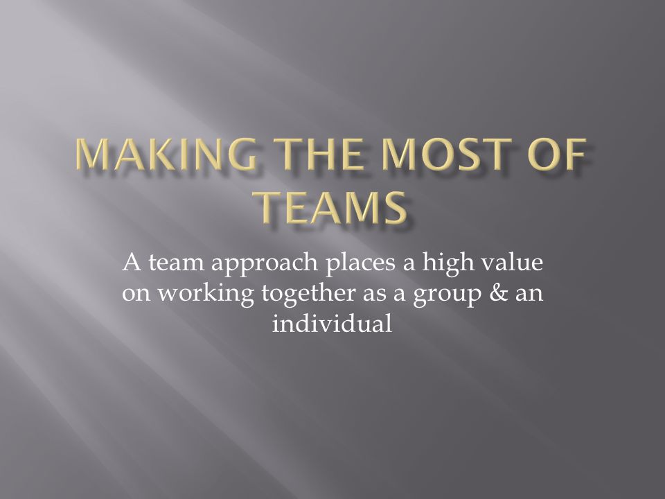  Emphasis is placed on goal achievement ie: aligning strategic goals with organisational goals.