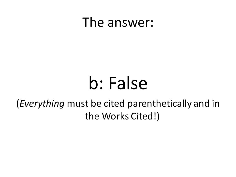 Works Cited Ballenger, Bruce.The Curious Researcher.