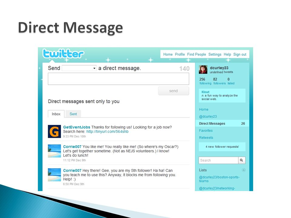  By popular demand, Twitter users can now organize users they follow (or users that they don't) into groups, or lists .