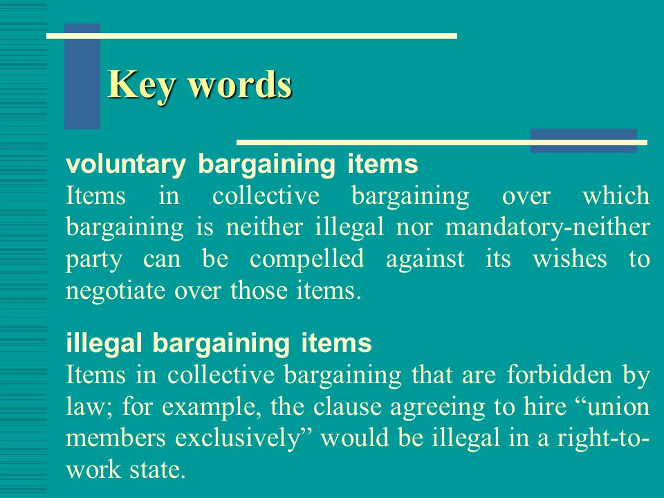 Key words mediation Intervention in which a neutral third party tries to assist the principals in reaching agreement.