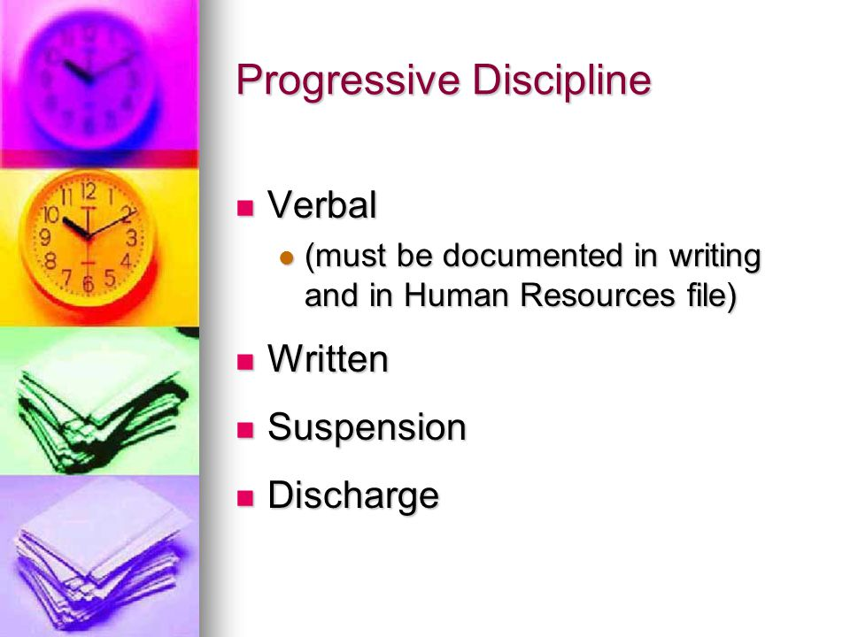 Effective Documentation Begins with…...