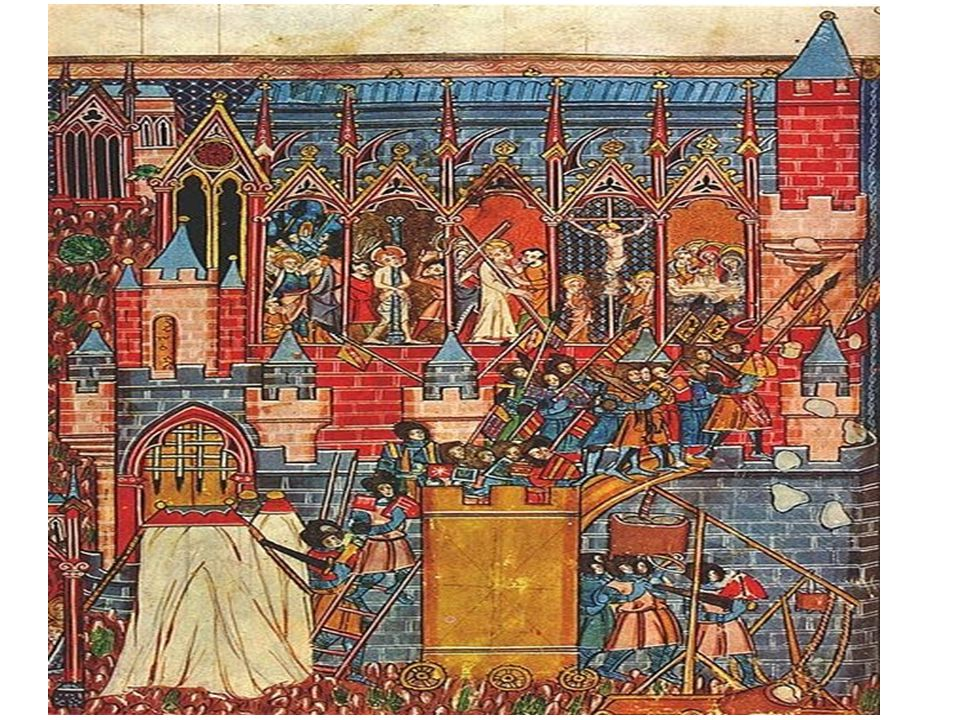 Results Crusader States established Jerusalem in the hands of the Pope, with King Alexius furious.