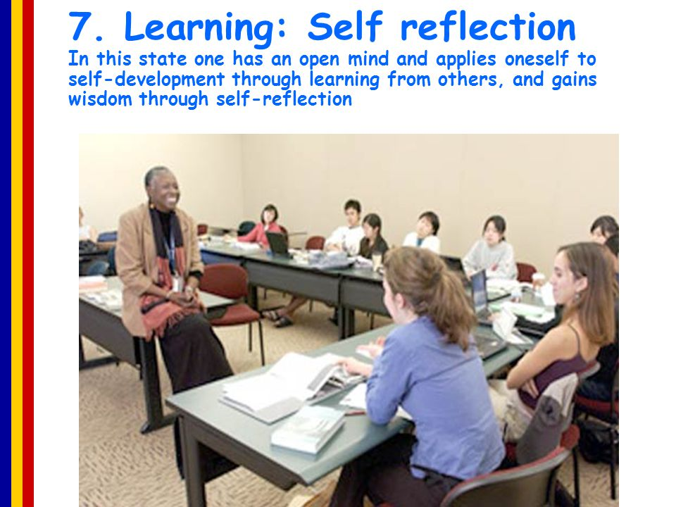 8.Absorption: realization Similar to learning.