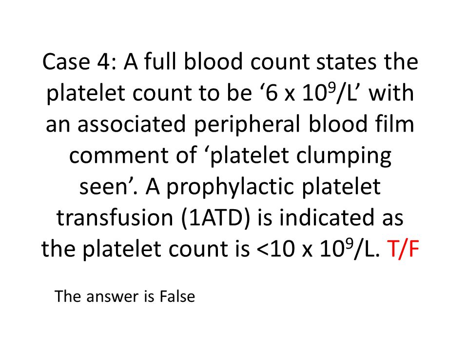 Fresh Frozen Plasma (FFP) is the optimal treatment available to treat life-threatening bleeding in patients on warfarin T/F The answer is False