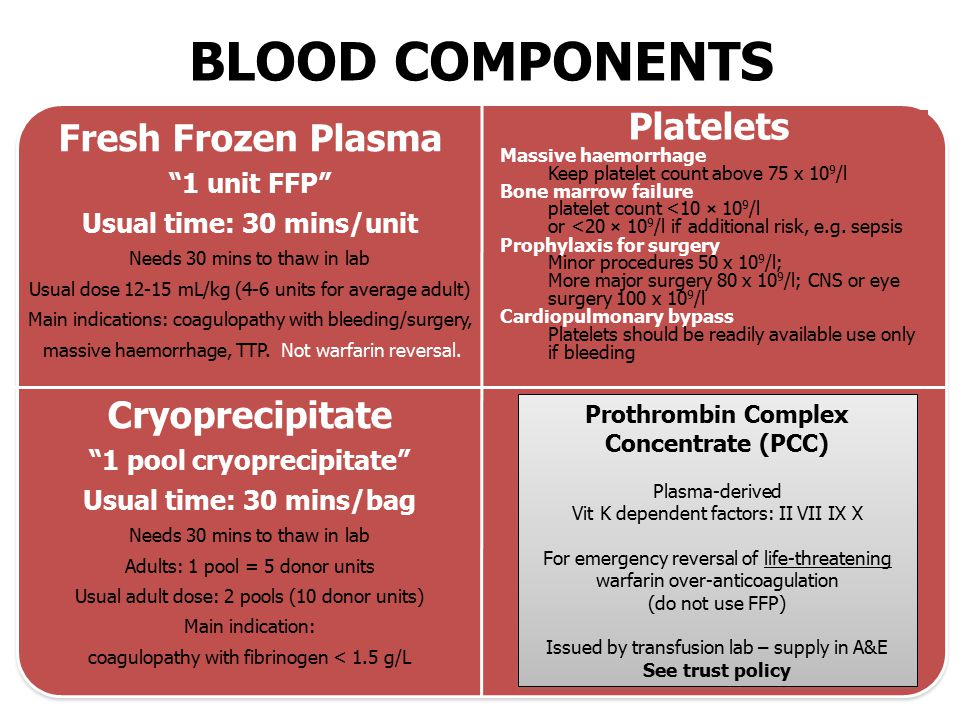 Special Blood Requirements All patients with Hodgkin's Disease should receive irradiated blood T All patients born after 1996 should have virally inactivated, non-UK sourced Plasma T All Stem Cell Transplant / Bone marrow transplant recipients require CMV negative blood F Pregnant women have no special blood requirements, so there is no need to inform the transfusion laboratory of their pregnancy or gestation on the request form F